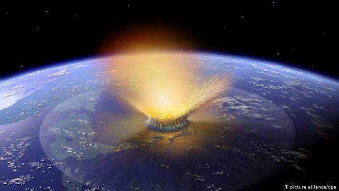 Impactos Cataclísmicos (Fim do Mundo III)