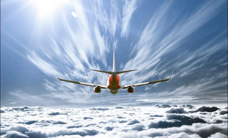 Radiação cósmica e aviação