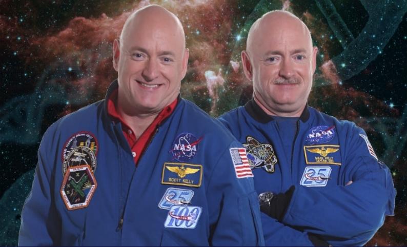 Astronautas mutantes?